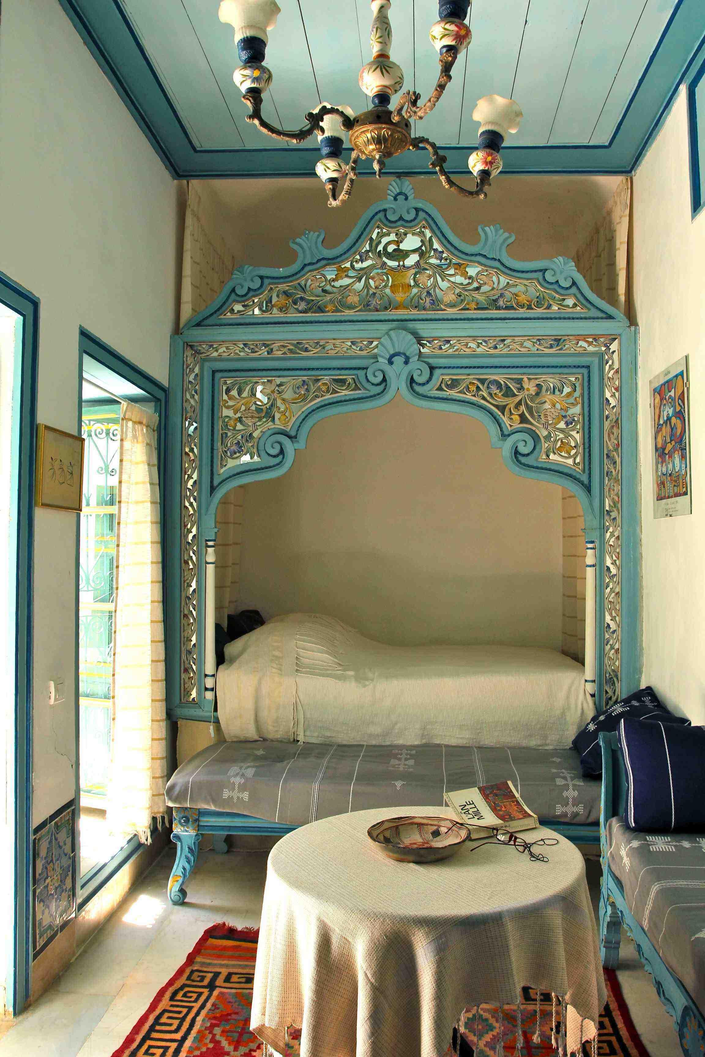 Images chambre d 39 h tes au bout de l 39 impasse tunis - Chambre d hote dentelles de montmirail ...
